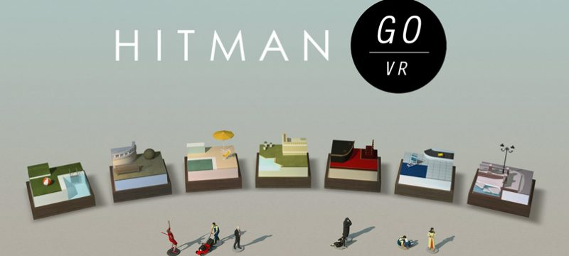 Hitman go VR Edition