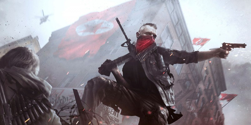 Homefront: The Revolution llega a PS4, Xbox One y PC