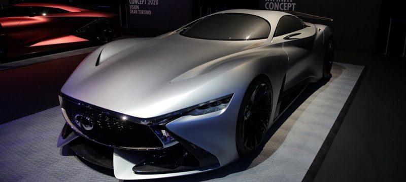 Infiniti Vision Gran Turismo Sport