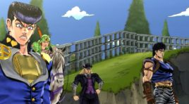 Demo de JoJo's Bizarre Adventure: Eyes of Heaven en PS4