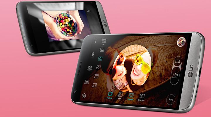 LG G5 SE Telcel