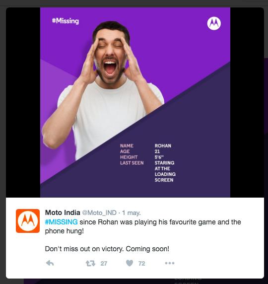 Moto #Missing juegos