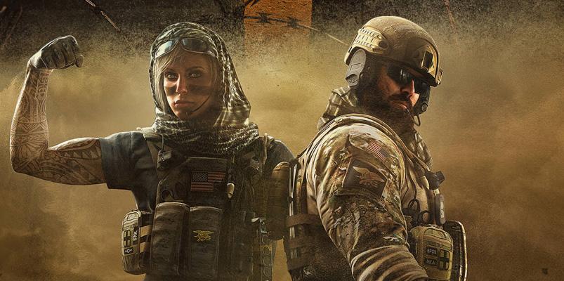 Operation Dust Line para Tom Clancy's Rainbow Six Siege