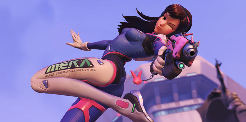 Overwatch ya está disponible para PlayStation 4, Xbox One y PC