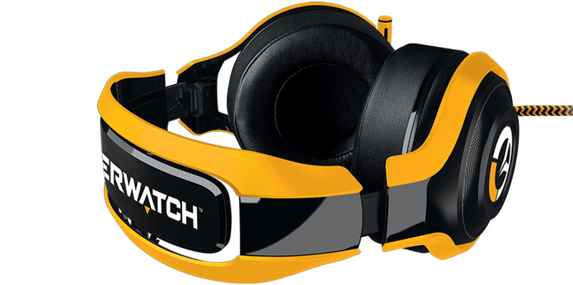Razer lanza accesorios exclusivos para PC de Overwatch
