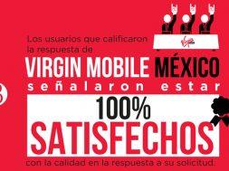Virgin Mobile México satisfaccion