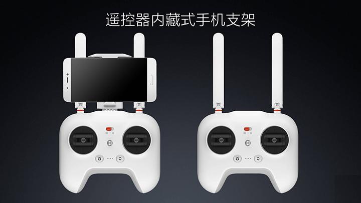 Xiaomi Mi Drone control