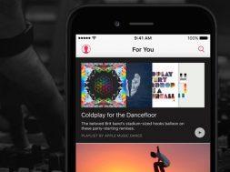 Anuncios Apple Music Shot