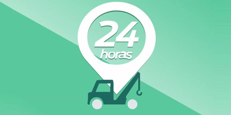 Asistencia 24 Horas Ford/Lincoln disponible para iOS
