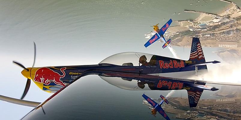 GoPro grabará la acción en los eventos de Red Bull