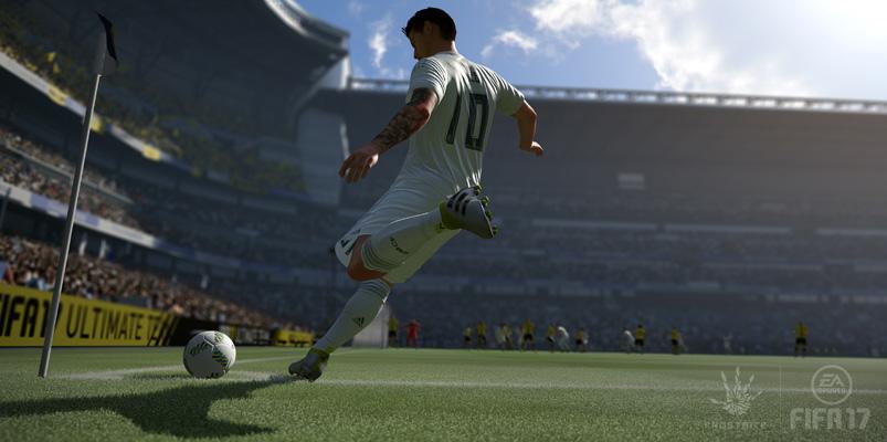 Los cuatro pilares de juego en FIFA 17 #E32016