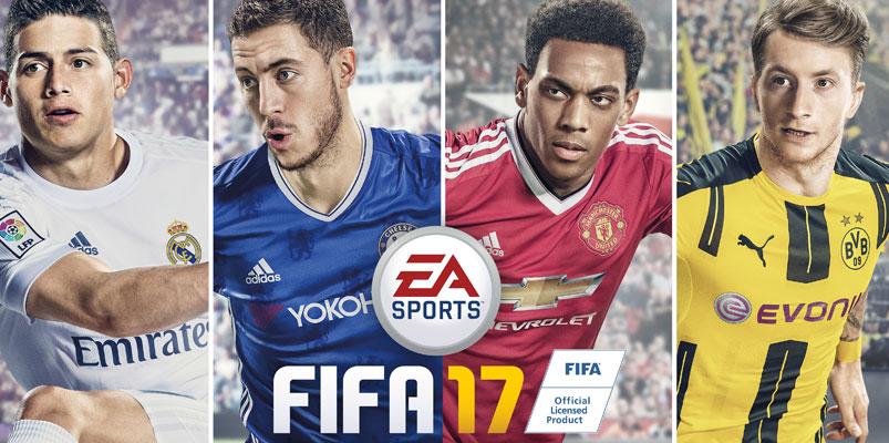 El motor Frostbite de EA dará vida al nuevo FIFA 17