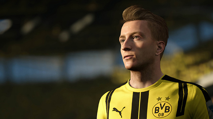 Frostbite Reus FIFA 17 The Journey