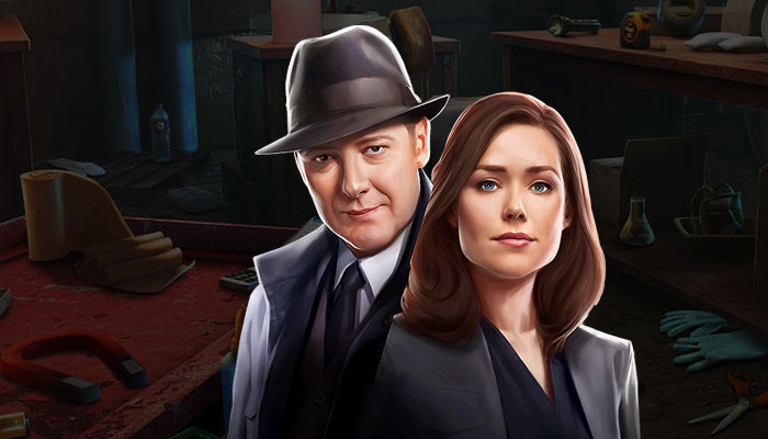 Gameoft The Blacklist Conspiracy