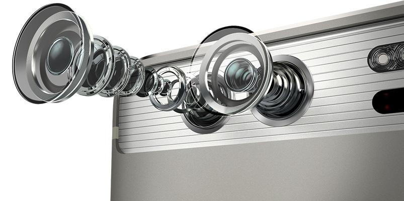 Lo que un lente Leica puede hacer en Huawei P9