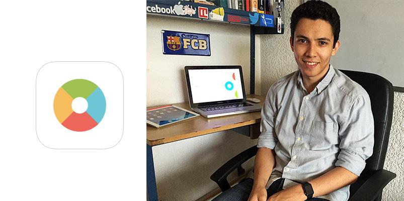 Joaquín Ramirez de Tecmilenio gana premio Student Winner de Apple