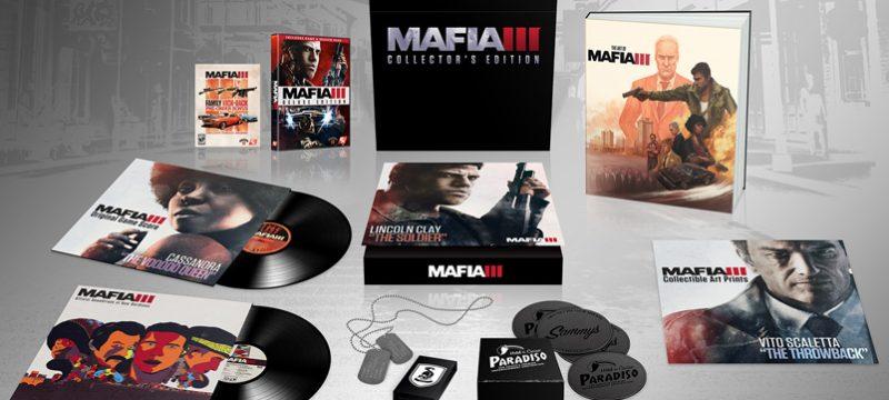 Mafia III edicion de coleccion