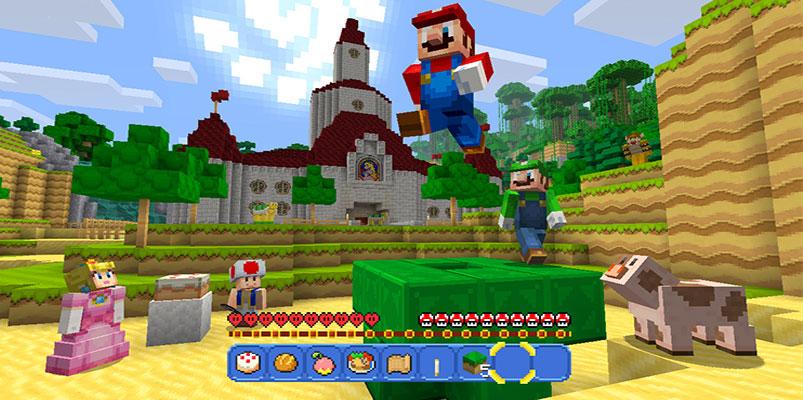Minecraft: Wii U Edition versión física llega a México