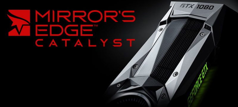 Mirrors Edge Hyper NVIDIA