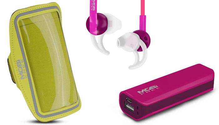 Mobi Free correr accesorios