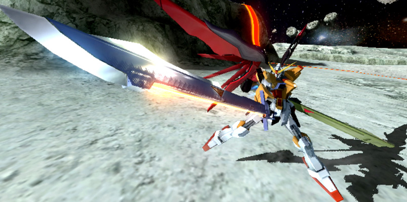 Mobile Suit Gundam Extreme Vs-Force para PS VIta