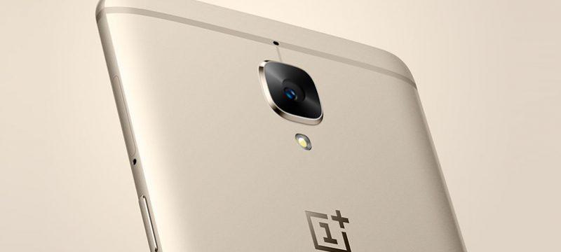OnePlus 3 caracteristicas