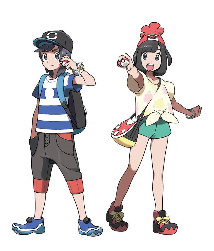Personajes Pokemon