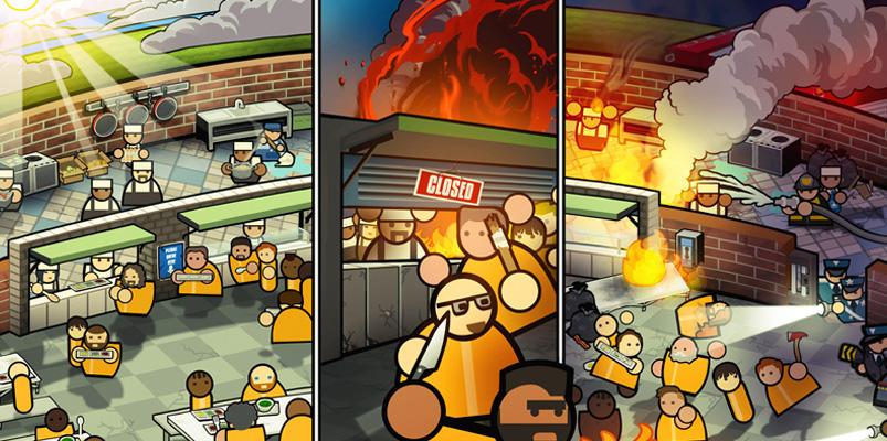 Prison Architect llegará el 28 de junio a Xbox One y PS4