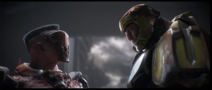 Quake Champions E3 2016