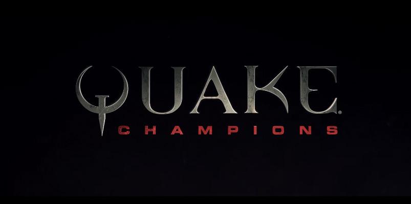 Bethesda e id Software regresan al legendario Quake #E32016