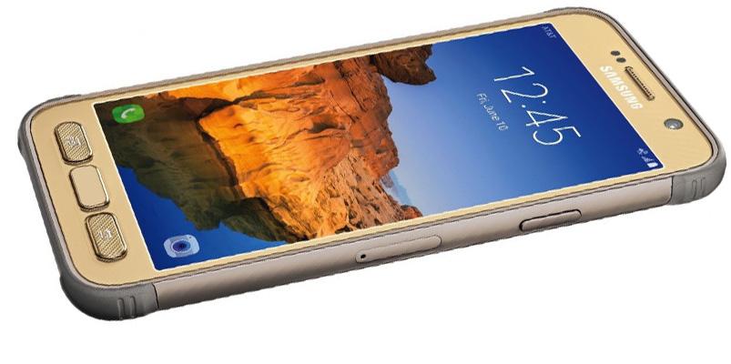 Samsung Galaxy S7 active sólo para AT&T