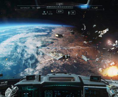 Ship Assault Infinite Warfare