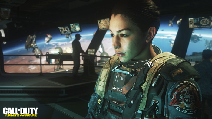 Ship Assault Infinite Warfare E3