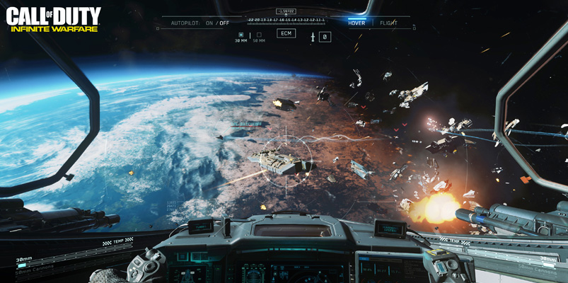 Ship Assault de Call of Duty: Infinite Warfare #E32016