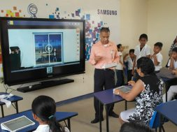 Samsung Smart School Chiapas