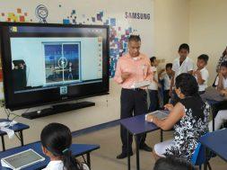 Samsung Smart School Chiapas