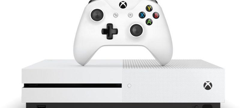 Xbox One S E3 2016