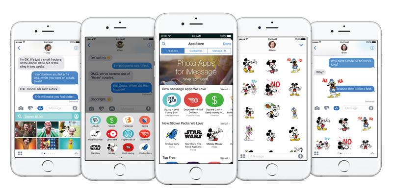 ¿Mi iPhone o iPad es compatible con iOS 10?