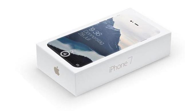 iPhone 7 Plus 256GB caja