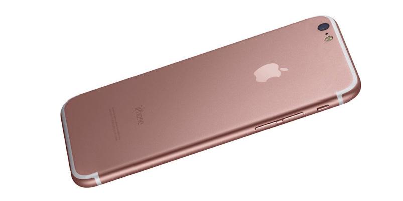 iPhone 7 Plus con 256GB, 3GB de RAM y 21 Mpixeles