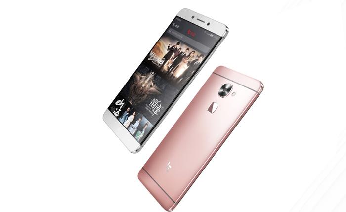 LeEco smartphone