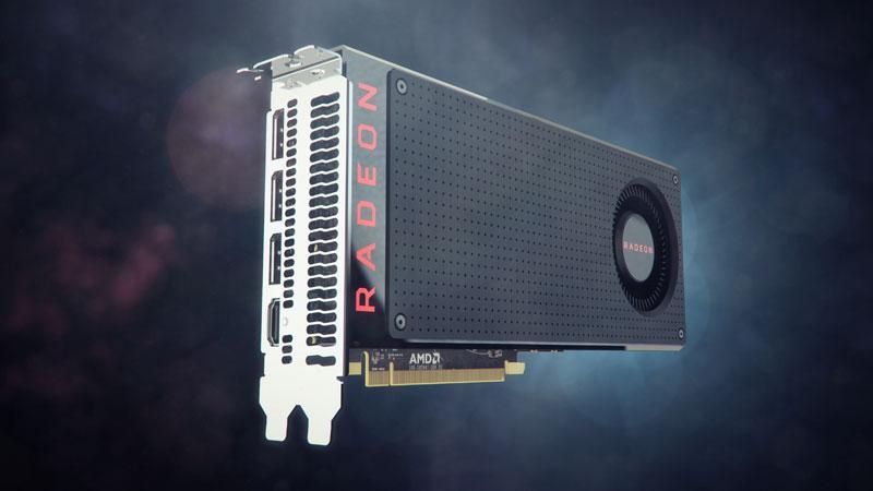 AMD Radeon RX 480 para VR