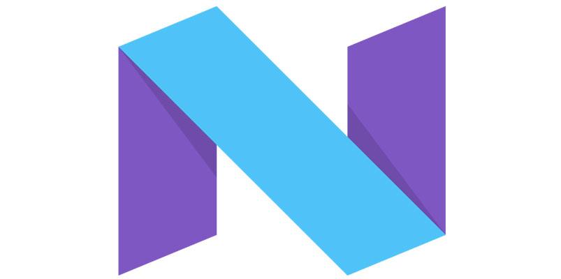 La última versión beta de Android 7.0 Nougat