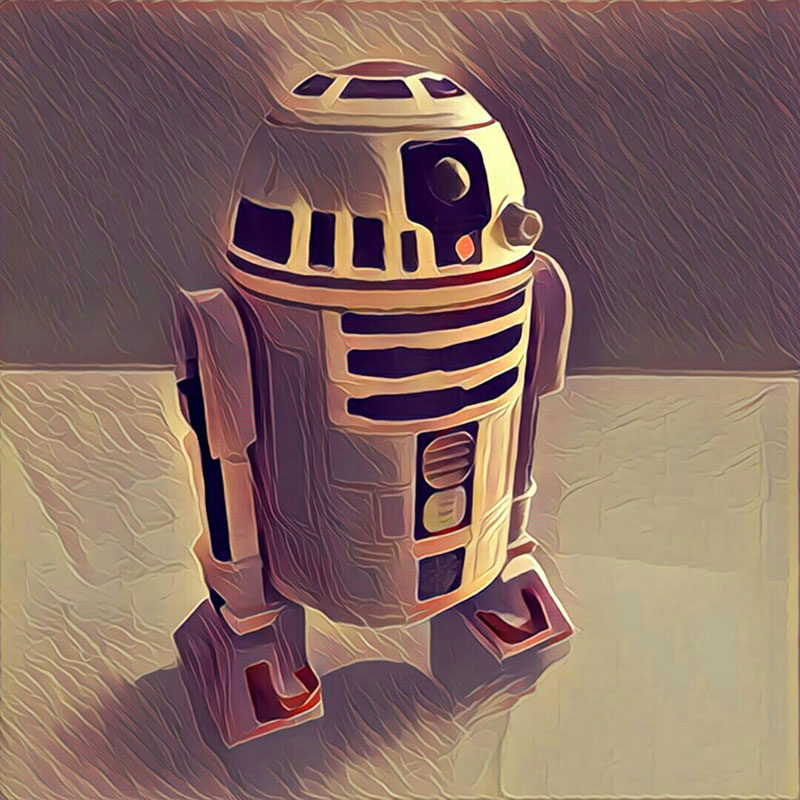 Android Prisma App