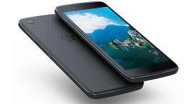 """BlackBerry DTEK50 """"el Android más seguro del mundo"""""""