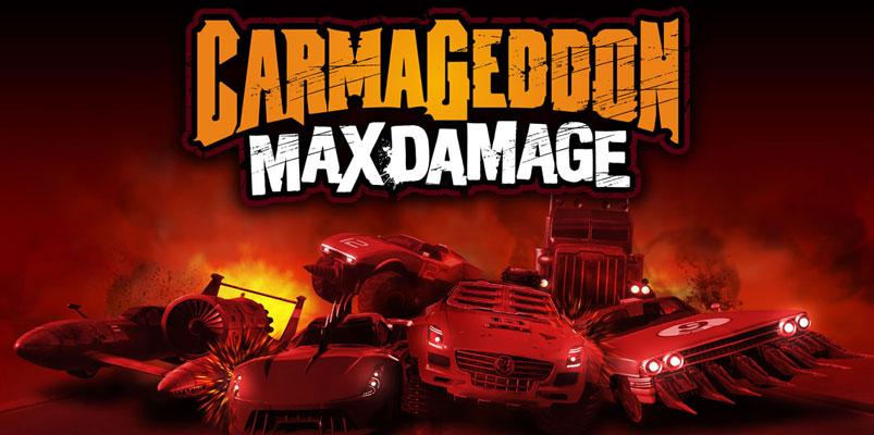 Carmageddon Max Damage disponible para Xbox One y PS4