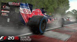 F1 2016 traerá la adrenalina del deporte motor
