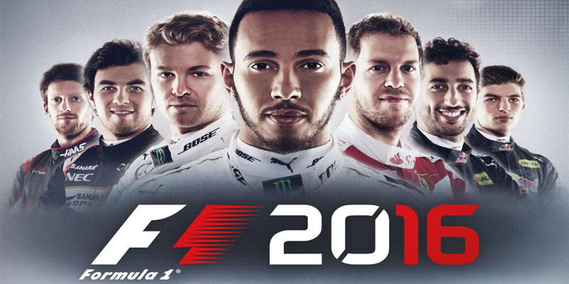 F1 2016 pilotos