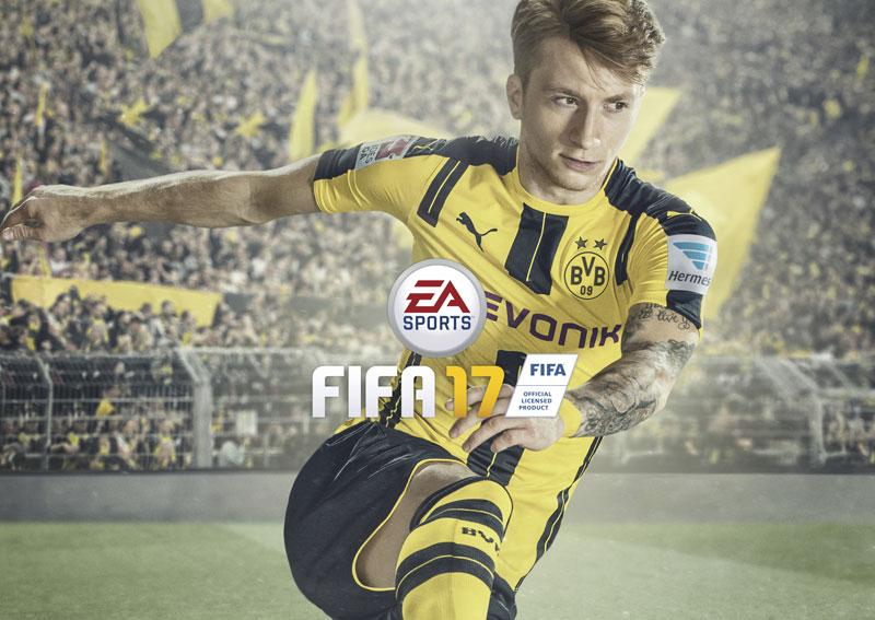 FIFA 17 Marcos Reus