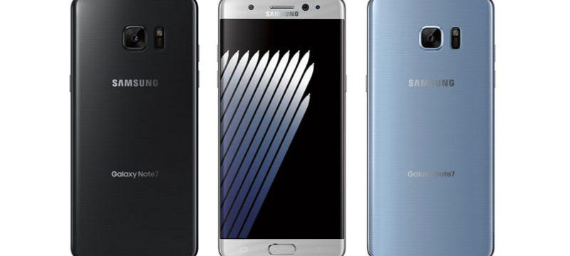 Galaxy Note 7 precio europa